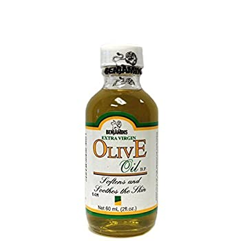 Benjamins Extra Virgin Olive Oil 2oz (60 ml) by PA Benjamins
