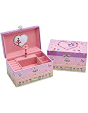 Lucy Locket Musical Fairy Jewellery Chest