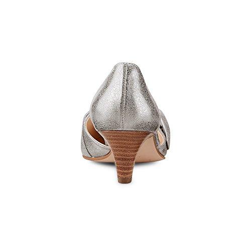 Paul 3595 Green Metallo Donna 9 029 Tacco Col Scarpe rTrx5dw1
