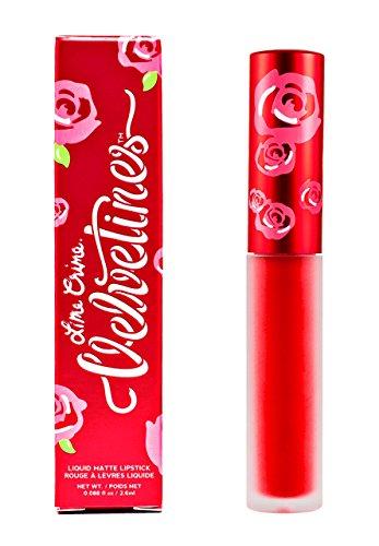 Lime Crime Velvetines Liquid Matte Lipstick - Red Velvet