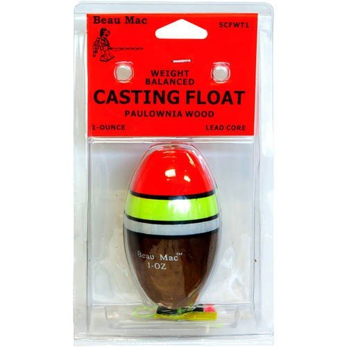 (BEAU MAC Weighted Casting Float,)