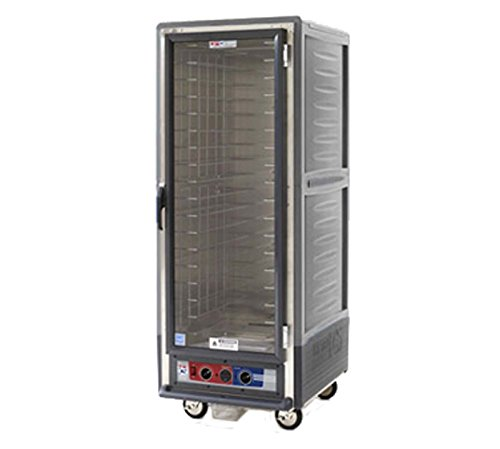 Metro C539-CFC-L-GY C5 3 Series Heated Holding & Proofing Cabinet ()