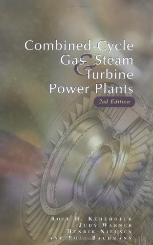 Combined - Cycle Gas & Steam Turbine Power Plants