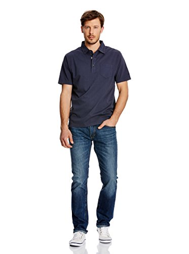 Gin Tonic Herren Basic T-Shirt Farbe mystic Größe S - 3XL (L)
