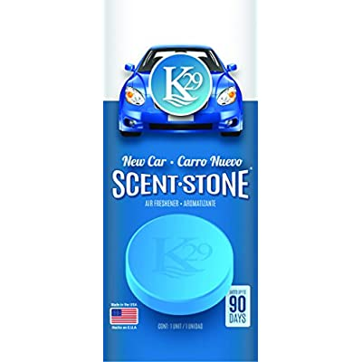 Sterling Teal (K16002-4) K29 'New Car' Stone Air Freshener, (Pack of 4): Automotive