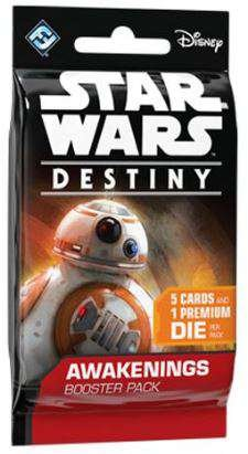 Star Wars Destiny TCG: Awakenings Display Box (36 Booster Packs) Gravity Feed by SW Destiny