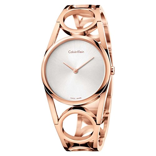 Calvin Klein Round Women's Quartz Watch K5U2S646