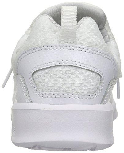 DC Frauen Heathrow SE Skate Schuh Weißes Gold