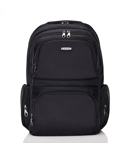 PLATERO Laptop Backpack Fits 15.6 inch Computer Notebook ...