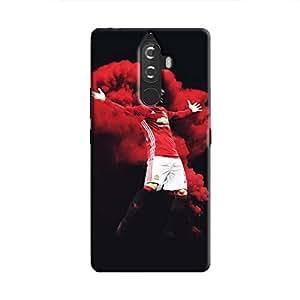 Cover It Up - Henrikh Mkhitaryan Red Cloud K8 Plus Hard Case