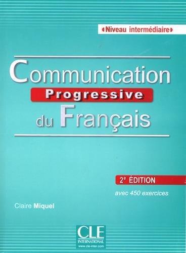 Communication Progressive Du Français Niveau Intermdiaire A2/B1 (1CD Audio) (French Edition)