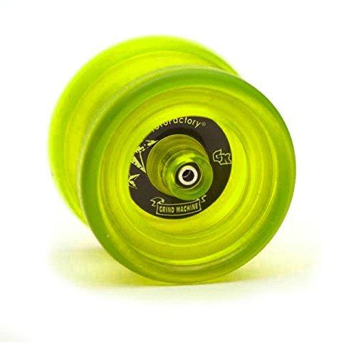YoYo Factory Grind Machine - EdgeGlow Yellow