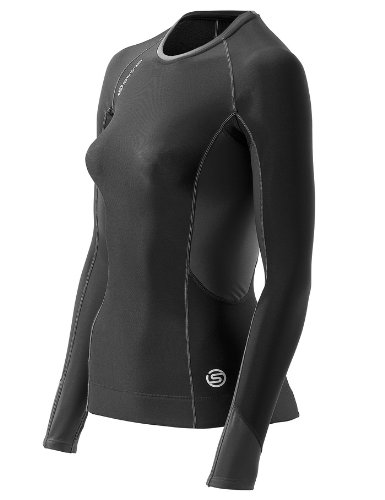 Skins Damen Kompressiontop S400 Womens Thermal Longsleeve