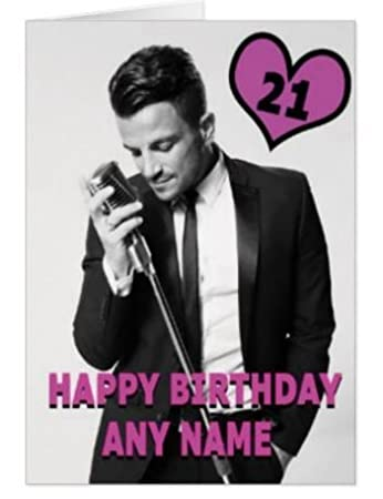 Peter andre birthday card images birthday cards ideas peter andre birthday card personalised amazon office products peter andre birthday card personalised bookmarktalkfo images bookmarktalkfo Image collections
