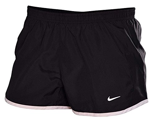 Nike Dames Tempo Kort Zwart 010