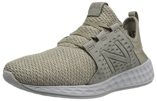 5daf086c17 New Balance Men's Fresh Foam Cruz Running Shoe,military urban grey/stone  grey,