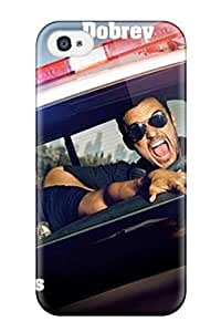 AmandaMichaelFazio Fashion Protective Lets Be Cops Case Cover For Iphone 4/4s