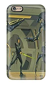 Durable Defender Case For Iphone 4s Tpu Cover(star Wars Tv Show Entertainment)