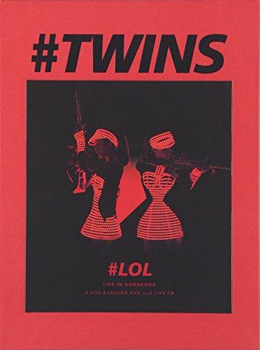 #TWINS #LOL Live in Hong Kong (3 Live Karaoke DVD + 2 Live CD) - Twins by