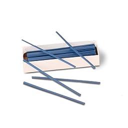 Grobet Round Blue Wax Wires in Boxes 10 Gauge 4\