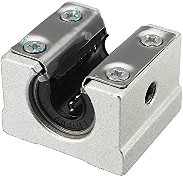 4pcs SBR10UU 10mm Open Linear Bearing Slide Linear Motion Block CNC