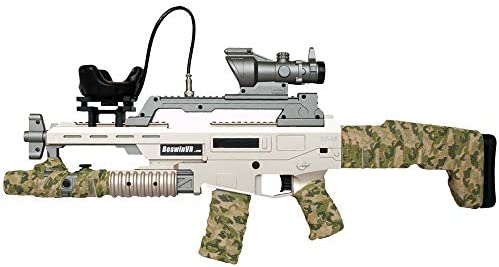 2019 BeswinVR New ScarVR Rifle Vive Gun controller with Recoil