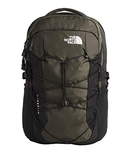 The North Face Unisex Borealis New Taupe Green/Tnf Black One Size - New Black Backpack