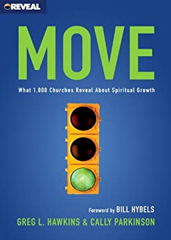 Move: What 1,000 Churches Reveal about Spiritual Growth by [Hawkins, Greg L., Parkinson, Cally]