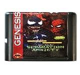 Taka Co 16 Bit Sega MD Game Spiderman and Venom in Separation Anxiety 16 bit MD Game Card For Sega Mega Drive For SEGA Genesis