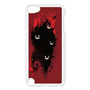 Hjdiycase Customized cheshire cat cases for iPod Touch 5, custom iPod Touch 5 cases cheshire cat, cheshire cat Plastic Cases
