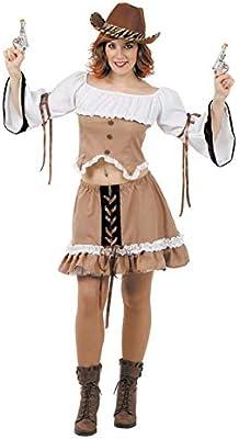 DISBACANAL Disfraz de Vaquera Sexy Mujer - -, L: Amazon.es ...