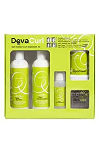 DevaCurl Get Started Curl Essentials Kit
