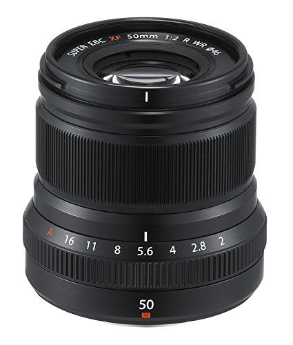 Fujifilm XF 50mm f/2 R WR Lens