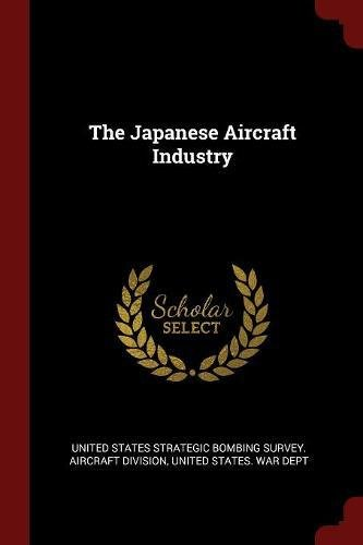 Read Online The Japanese Aircraft Industry pdf