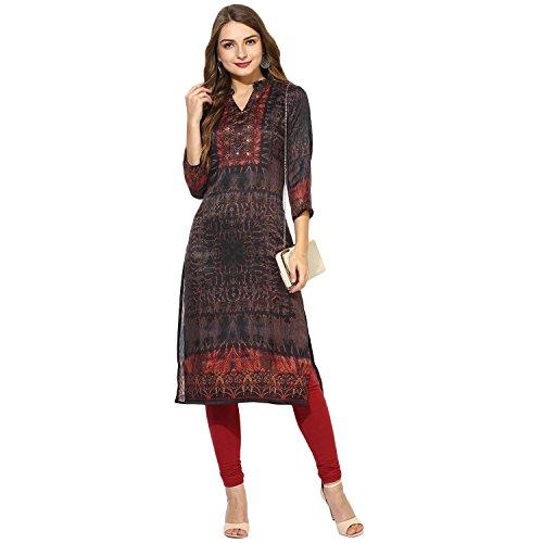 Lagi Kurtis Ethnic Women Kurta Kurti Tunic Digital Print Top Dress Casual Wear New Launch by by Lagi