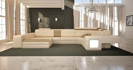 Amazon.com: Contemporary Plan Italian Design Modern Sectional Sofa ...