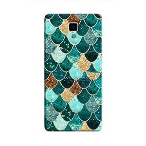 Cover It Up - Emerald Scales Mi4Hard Case