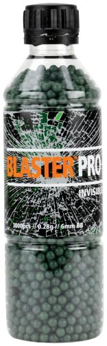 blaster invisible bottle airsoft pellets