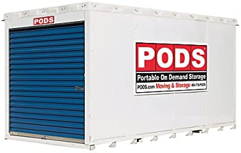Pods Moving And Storage >> Amazon Com N Moving Storage Container Pods 2 Toys Games