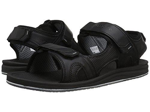 アルコールベスト不調和(ニューバランス) New Balance メンズサンダル?靴 Purealign Recharge Sandal Black 15 (33.cm) 4E - Extra Wide