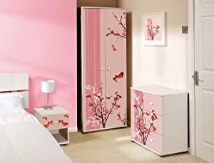 pink and white bedroom furniture. contemporary and pink floral design childrenskids white bedroom furniture sets throughout and l