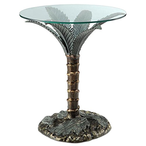 SPI Home 33919 Palm Tree End Table by SPI
