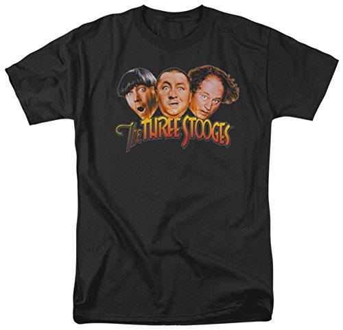 Three Stooges Head - 3