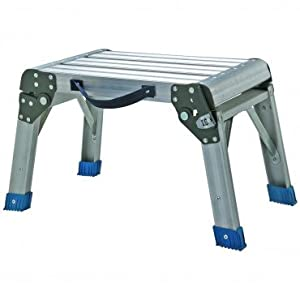 Amazon Com Step Stool And Working Platform 350 Lbs