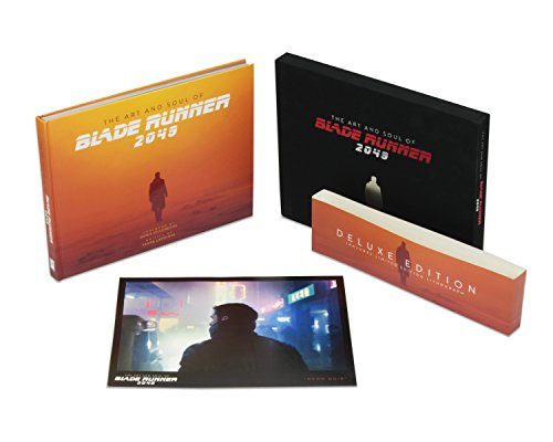 The Art and Soul of Blade Runner 2049 - Visual Art Book Deluxe Edition