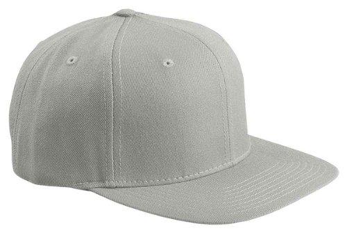 773abed92 Wholesale Wool Blend Flexfit Yupoong Flat Bill Blank Snapback Hats w ...