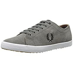 Fred Perry Men's Kingston Suede Fashion Sneaker