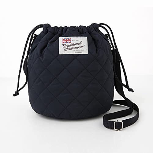 Traditional Weatherwear 2021-2022 Autumn & Winter Drawstring Shoulder Bag 付録