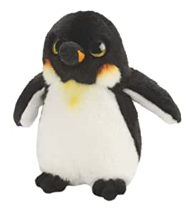 Wild Watcher - Peluche Pingüino,Emperador,18Cm