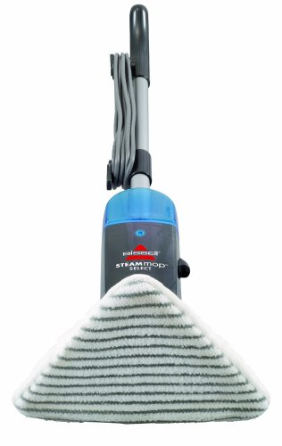 New bissell steam mop select titanium 94e9t floor tile for Steam mop 17 in 1